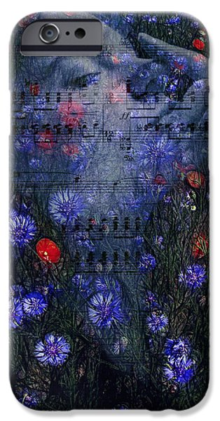 A Midsummer Night's Dream IPhone Case by Joachim G Pinkawa
