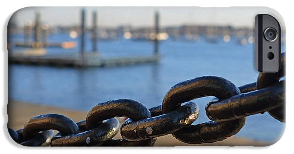 Boston Waterfront IPhone Case by Toby McGuire