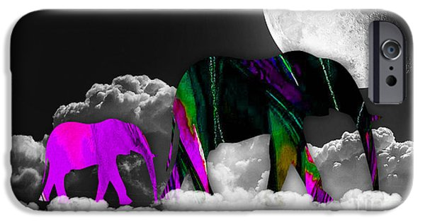 Cloudy IPhone Case by Marvin Blaine