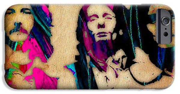 Cream Eric Clapton Jack Bruce Ginger Baker IPhone 6s Case by Marvin Blaine