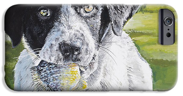 First Catch IPhone Case by Aaron Spong