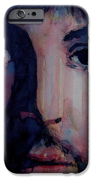 Hey Jude IPhone Case by Paul Lovering