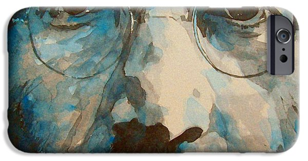 I Was The Dreamweaver IPhone Case by Paul Lovering