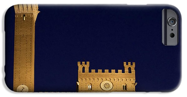 Italy, Tuscany, Sienna IPhone Case by Jaynes Gallery