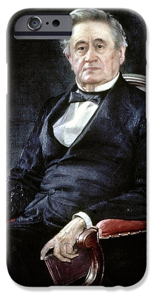 Joseph Henry (1797-1878) IPhone Case by Granger