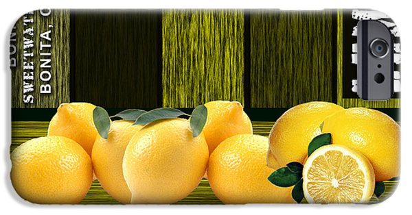 Lemon Farm IPhone 6s Case by Marvin Blaine