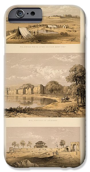 Lucknow IPhone Case by British Library