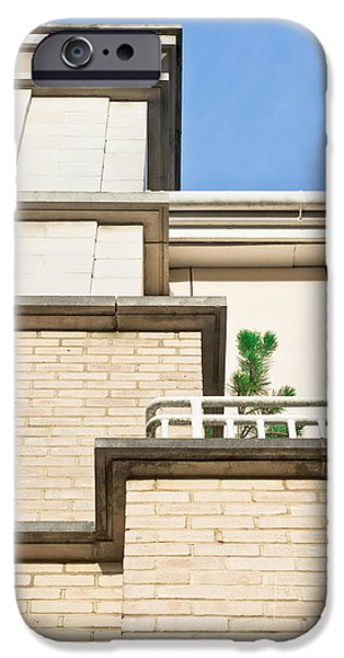 Modern Apartments IPhone Case by Tom Gowanlock