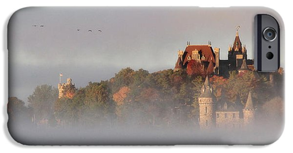 Morning Has Broken IPhone Case by Lori Deiter
