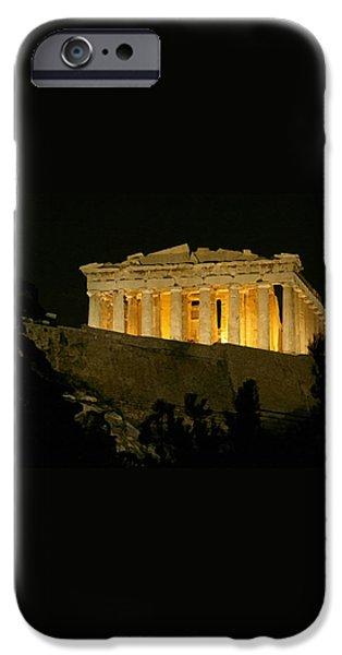Parthenon IPhone Case by Ellen Henneke