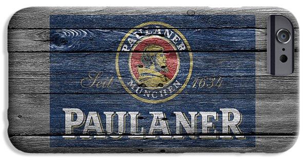 Paulaner IPhone Case by Joe Hamilton