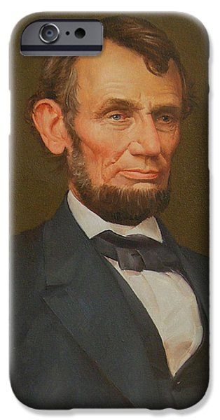 President Abraham Lincoln  IPhone 6s Case by Unknown