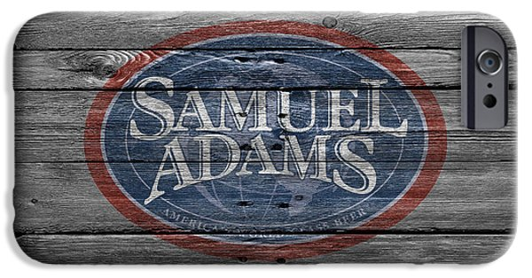 Samuel Adams IPhone Case by Joe Hamilton