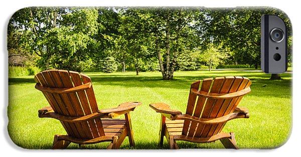 Summer Relaxing IPhone Case by Elena Elisseeva