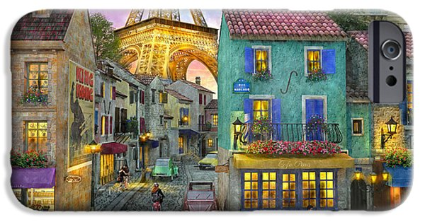 The Venetian Sunset IPhone Case by Dominic Davison