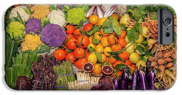 Usa, Massachusetts, Boston, Boston Food IPhone 6s Case by Jim Engelbrecht
