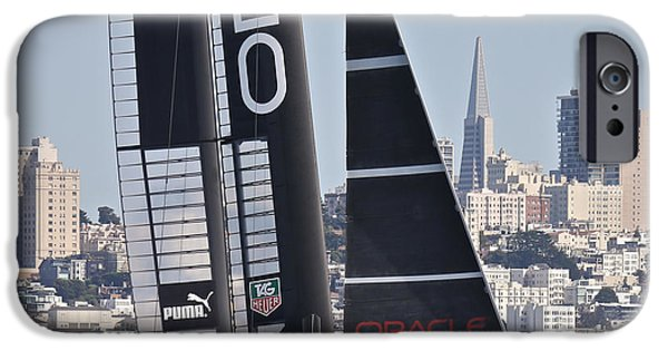 America's Cup Oracle IPhone 6s Case by Steven Lapkin