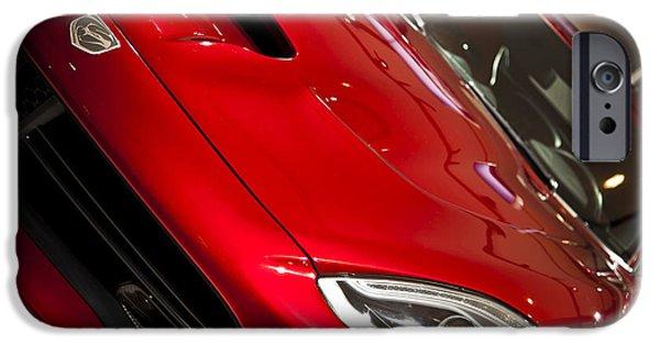 2013 Dodge Viper Srt IPhone Case by Kamil Swiatek