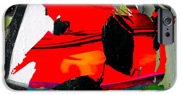 Michael Jackson IPhone Case by Marvin Blaine