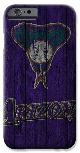 Arizona Diamondbacks IPhone 6s Case by Joe Hamilton