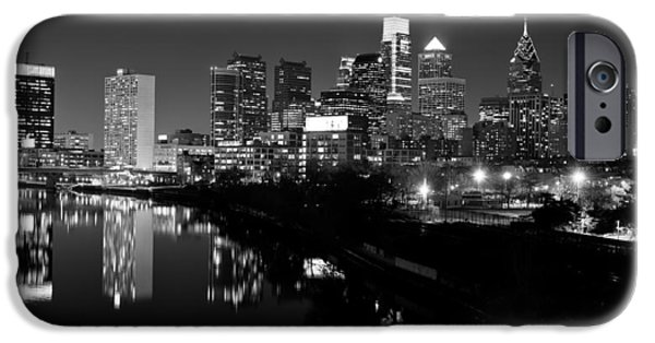 23 Th Street Bridge Philadelphia IPhone 6s Case by Louis Dallara