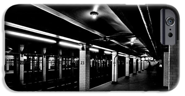 23rd Street Station IPhone 6s Case by Benjamin Yeager