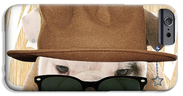 Bulldog Collection IPhone Case by Marvin Blaine
