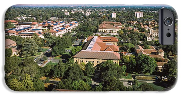 Aerial View Of Stanford University IPhone 6s Case by Panoramic Images