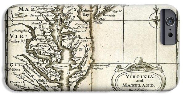Atlas Maritimus IPhone Case by British Library