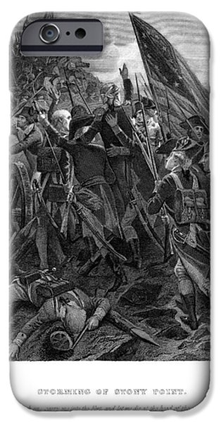 Battle Of Stony Point, 1779 IPhone Case by Granger