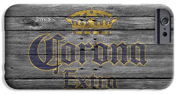 Corona Extra IPhone Case by Joe Hamilton