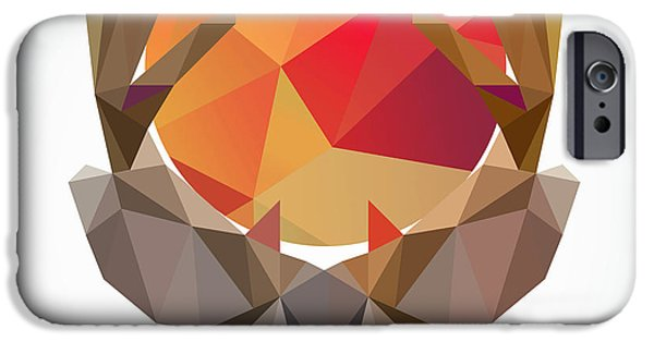 Deer IPhone Case by Mark Ashkenazi