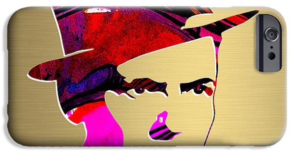 Frank Sinatra Gold Series IPhone 6s Case by Marvin Blaine