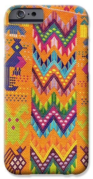 Guatemala, Chichicastenango IPhone Case by Michael Defreitas
