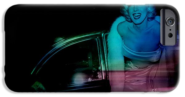 Marylin Monroe IPhone 6s Case by Marvin Blaine