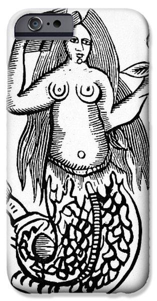 Morgan Le Fay IPhone Case by Granger