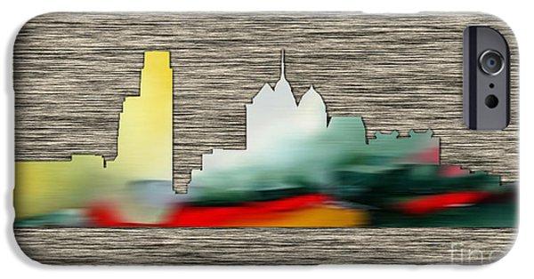 Philadelphia Skyline IPhone 6s Case by Marvin Blaine