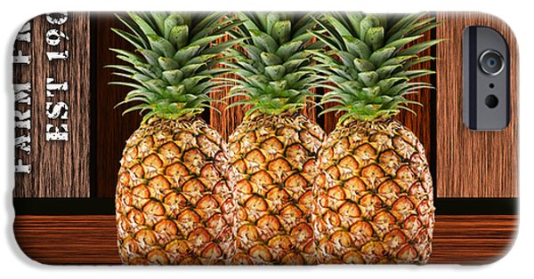 Pineapple Farm IPhone 6s Case by Marvin Blaine