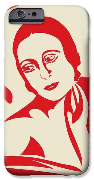 Prima Ballerina IPhone Case by Igor Kislev