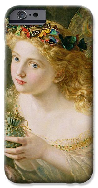 Take The Fair Face Of Woman IPhone 6s Case by Sophie Anderson