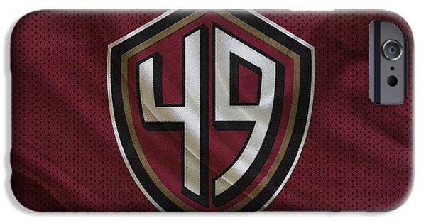 San Francisco 49ers IPhone 6s Case by Joe Hamilton