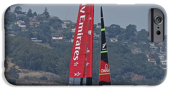 America's Cup San Francisco IPhone 6s Case by Steven Lapkin