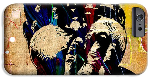 Dizzy Gillespie Collection IPhone 6s Case by Marvin Blaine