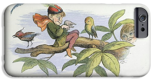 In Fairy Land IPhone Case by British Library