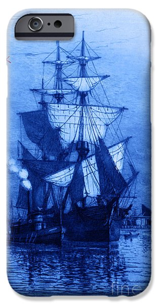It's 5 O'clock Somewhere IPhone Case by John Stephens