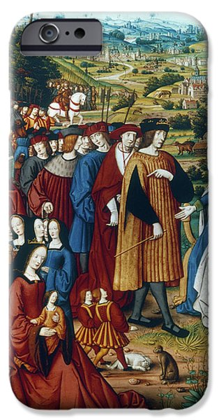 Louis Xii (1462-1515) IPhone Case by Granger