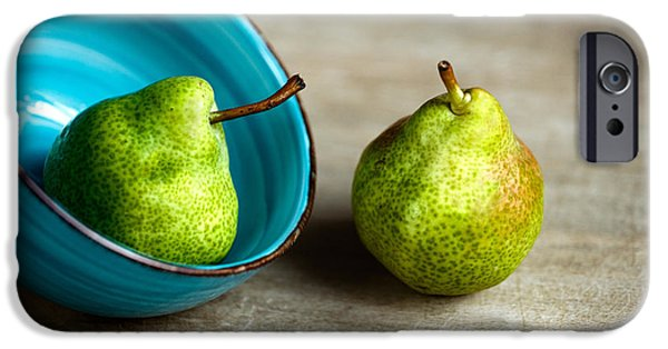 Pears IPhone Case by Nailia Schwarz