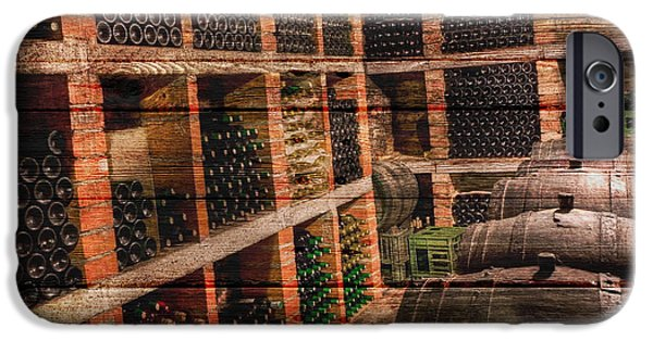Wine IPhone Case by Joe Hamilton