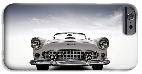 56 Thunderbird IPhone Case by Douglas Pittman