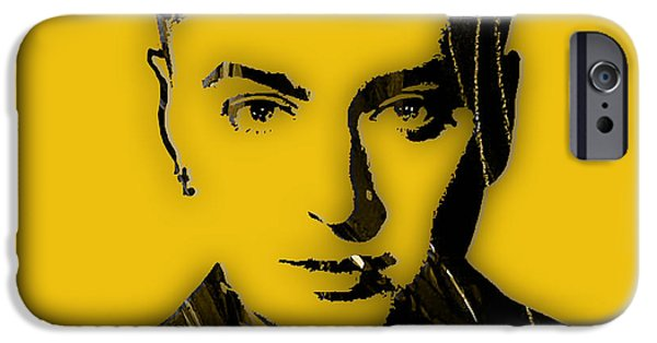 Sam Smith Collection IPhone Case by Marvin Blaine